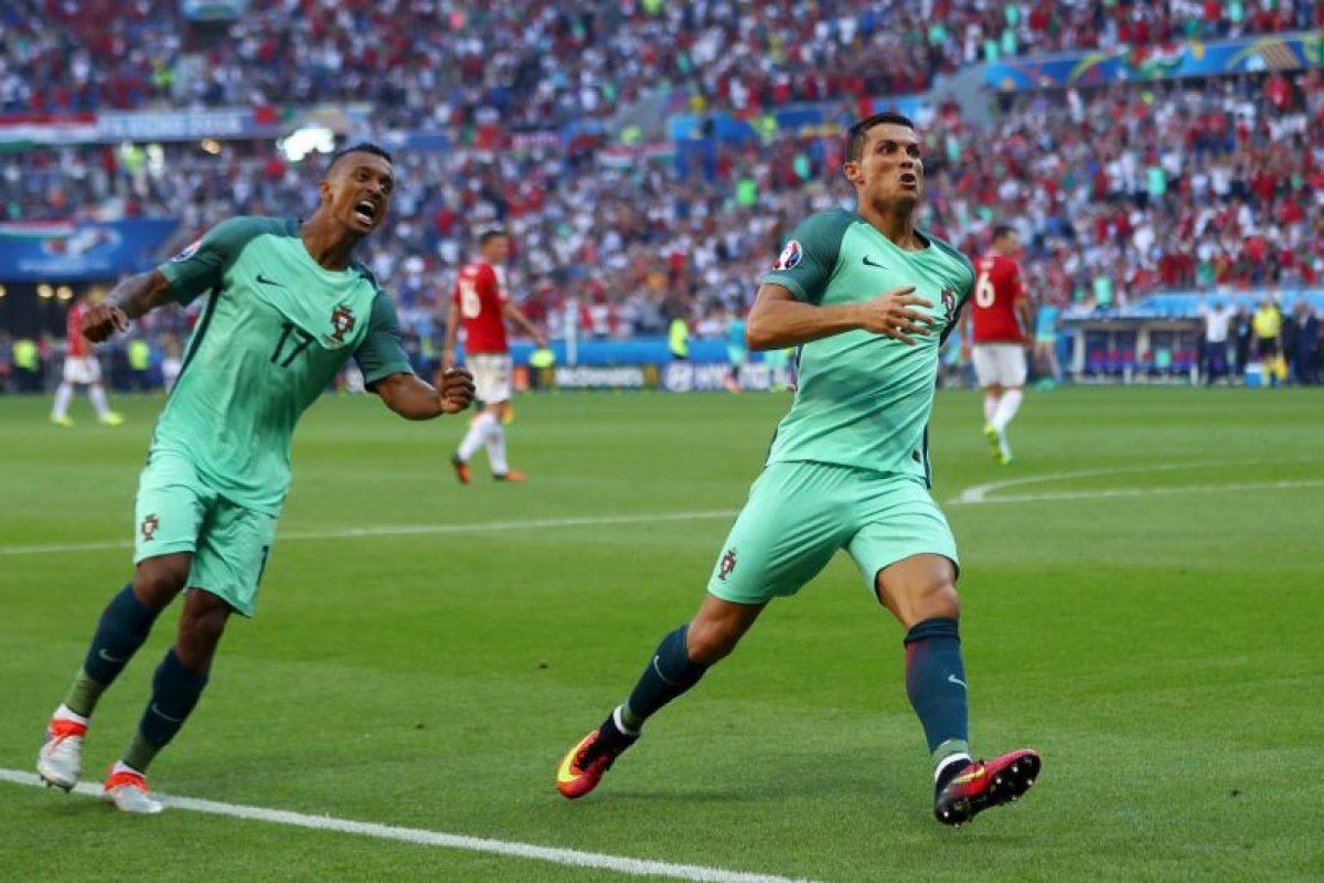 Los lusos sólo avanzaron tras empatar en la última fecha ante Hungría y accedieron como uno de los mejores terceros Foto:Getty Images. Imagen Por: