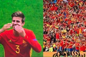 Esta es la razón por la cual Shakira está muy pendiente de la Eurocopa. Foto:Vía instagram.com/Shakira. Imagen Por: