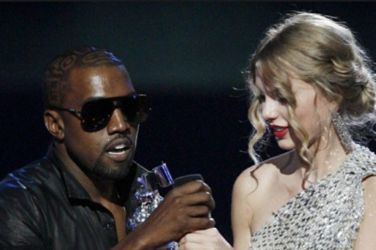 En 2009, West opacó a Taylor. Foto:vía Getty Images. Imagen Por: