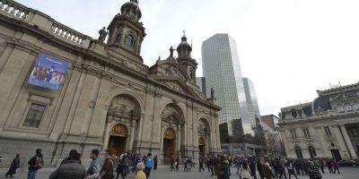 Hombre de 64 años se suicidó con cianuro al interior de Catedral Metropolitana
