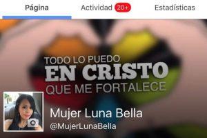 Foto:Facebook/Mujer Luna Bella. Imagen Por: