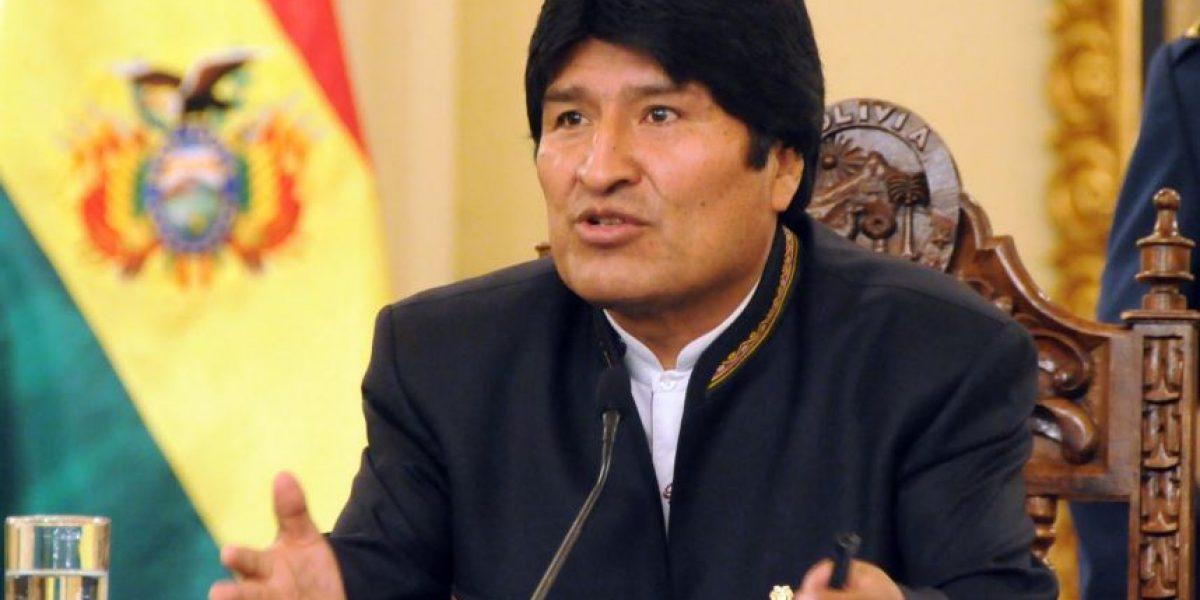 65 % de los bolivianos se opone a nuevo referendo para la reelección de Evo Morales