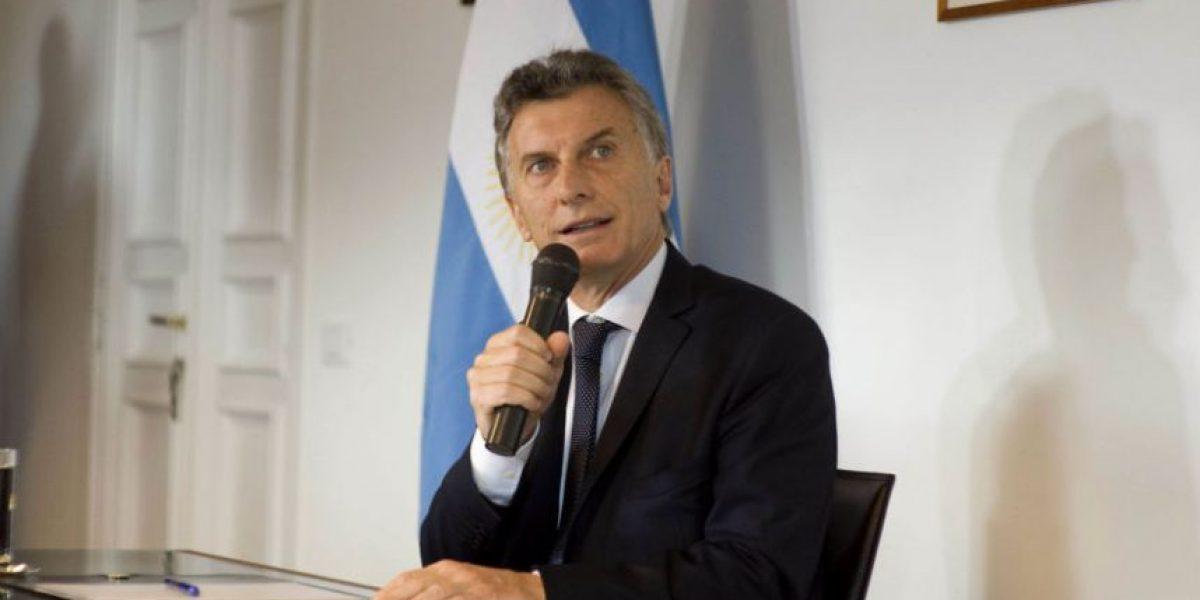 Desaprobación a Macri se ubica en 43% tras casi 7 meses de mandato