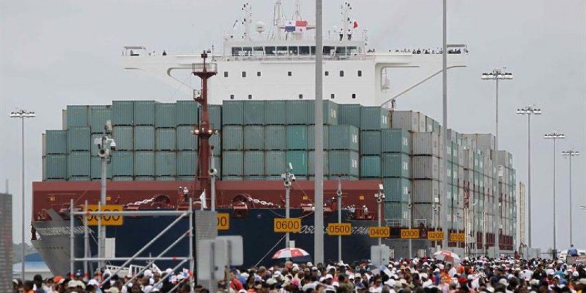 Galería: así fue la impresionante inauguración de la ampliación del Canal de Panamá