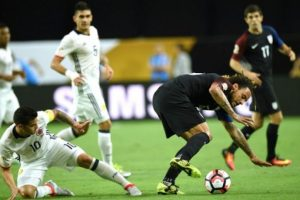 El partido después tuvo otras opciones de gol por parte de Estados Unidos que no se concretaron. Foto:vía Getty Images. Imagen Por: