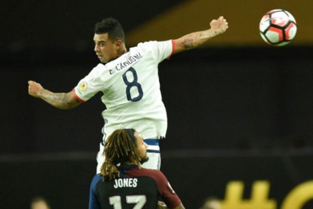 Esto, después de un gol hecho por Carlos Bacca. Foto:vía Getty Images. Imagen Por: