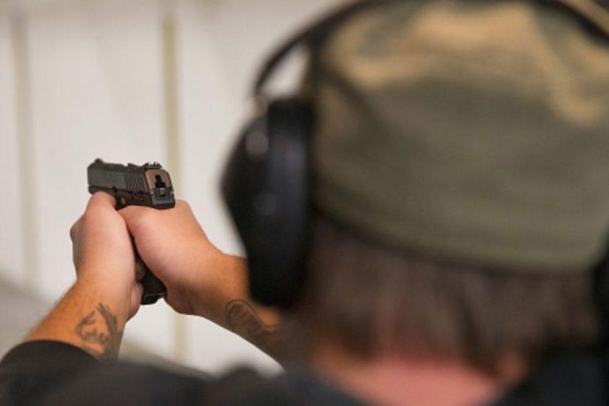 Casi un tercio de los hogares en Estados Unidos tiene una arma Foto:Getty Images. Imagen Por: