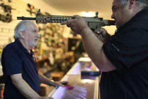 Entre 2000 y 2007 hubo 6.4 tiroteos masivos cada año, en promedio. Foto:Getty Images. Imagen Por: