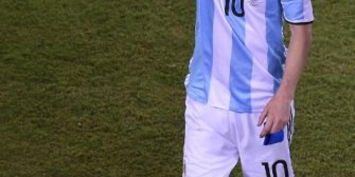 No lo podía creer: Las lágrimas y tristeza de Lionel Messi
