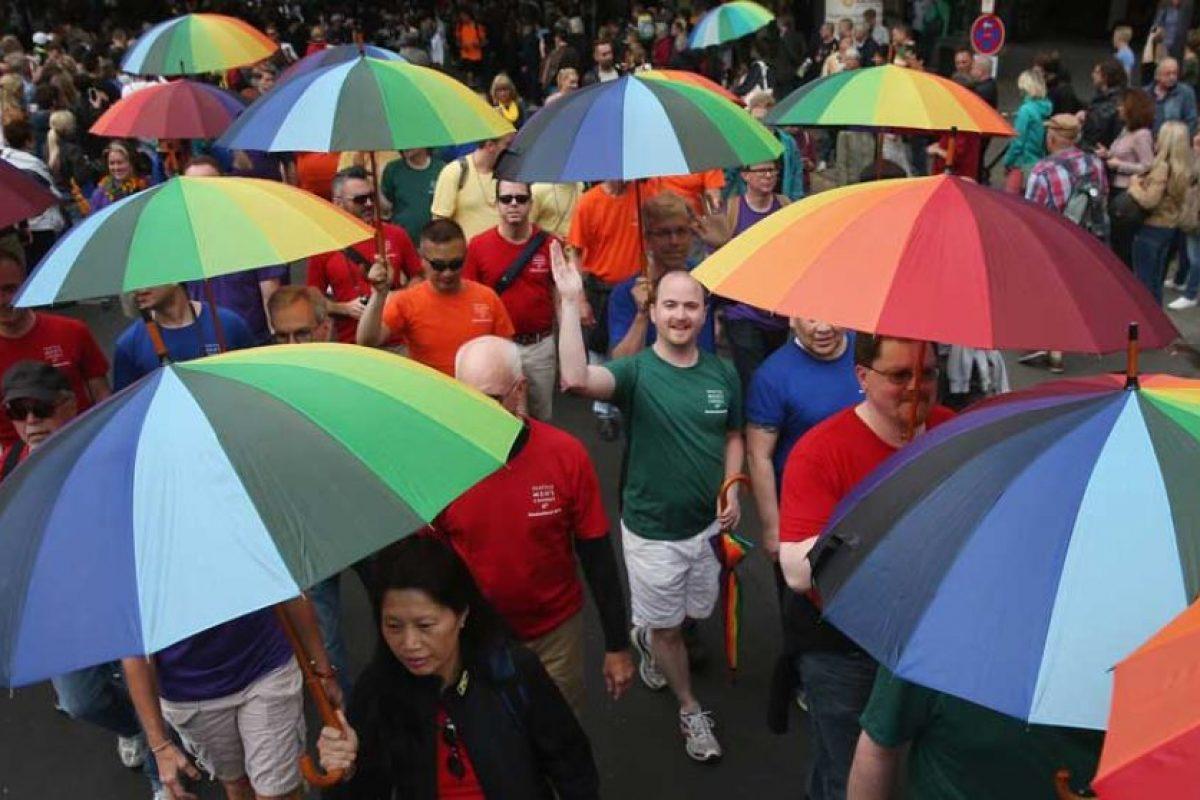 Pues consideran que sus derechos y sus conductas no deben ser afectadas por su orientación sexual. Foto:Getty Images. Imagen Por: