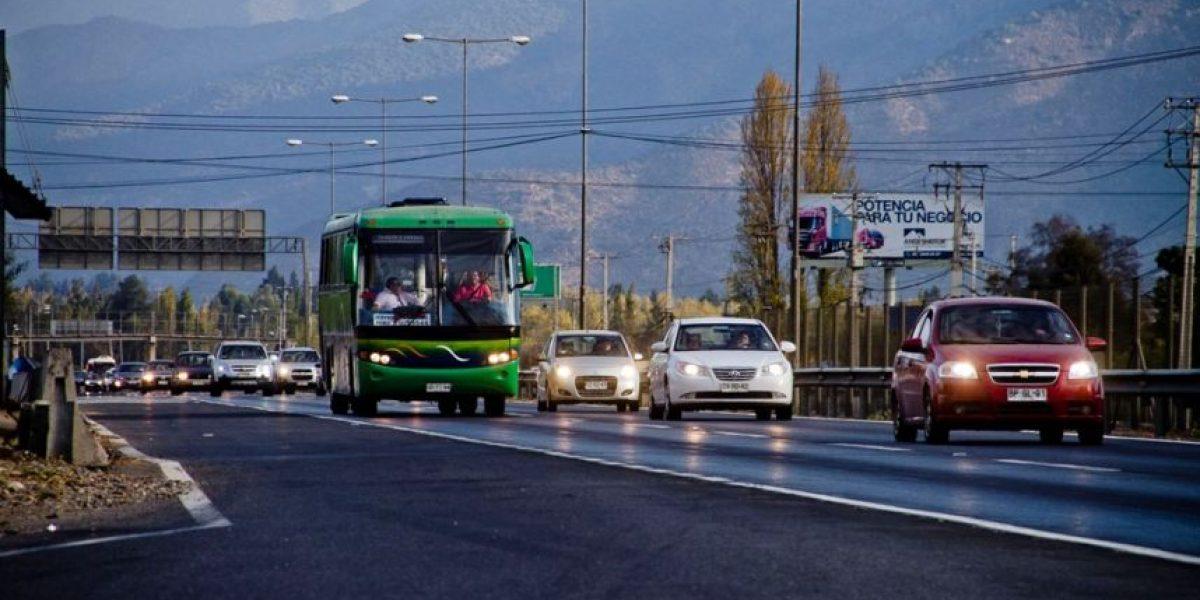Fin de semana largo: 140 mil vehículos regresarán a la capital esta tarde