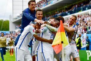 Inglaterra cumplió su labor y venció en su grupo Foto:Getty Images. Imagen Por: