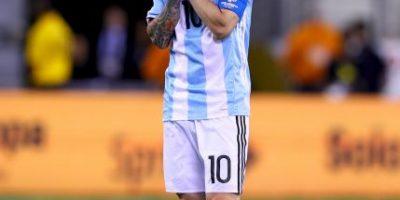 Lionel Messi: La niña que
