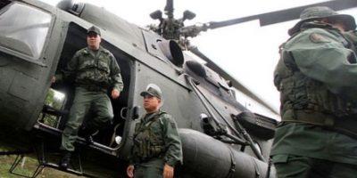Mueren en Colombia 17 militares en un accidente de helicóptero