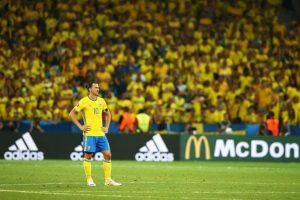 El jugador del PSG no pudo llevar a su selección a la segunda fase. Foto:Getty Images. Imagen Por: