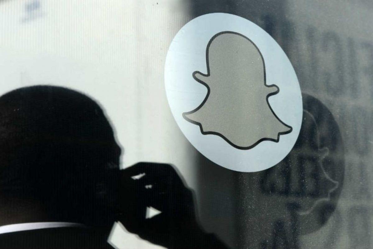 Snapchat estaría pensando a futuro. Foto:Getty Images. Imagen Por: