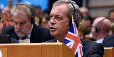 Cruce de reproches en un encendido debate en el parlamento europeo por Brexit