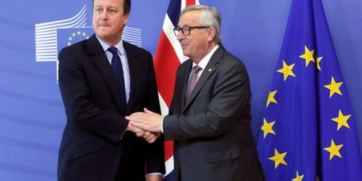 Los dirigentes europeos se reúnen con Cameron tras el referendo