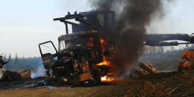 RN anunció querella por atentados registrados en Tirúa contra un concejal