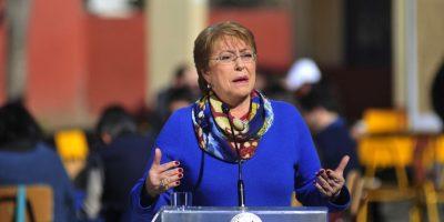 Encuesta Cadem: desaprobación de la Presidenta Bachelet llega al 70%