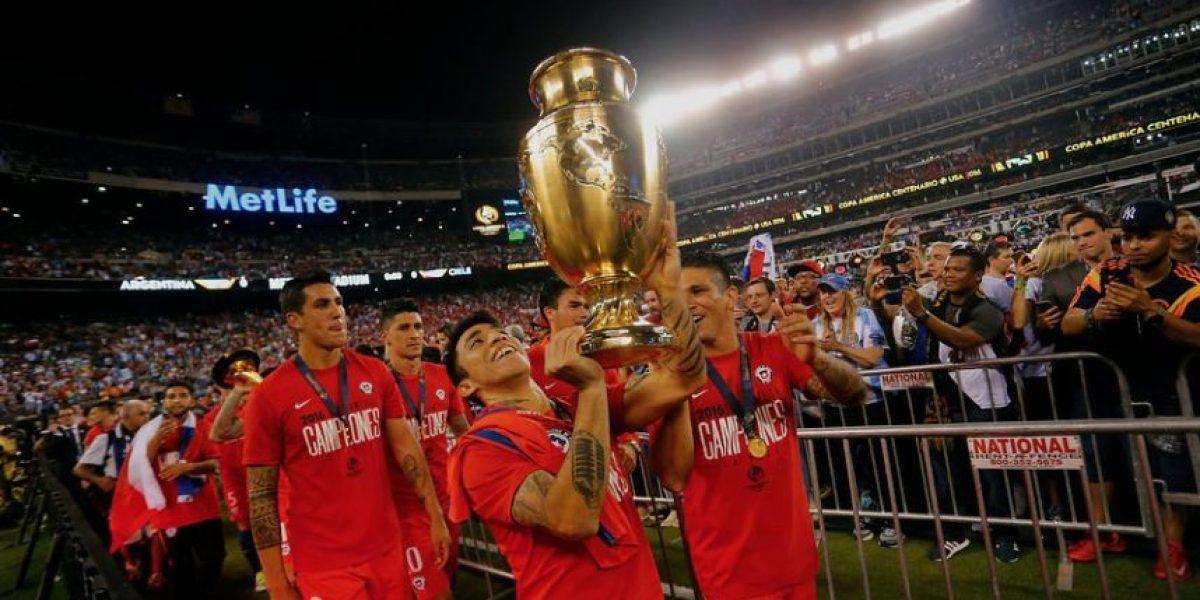 Final de la Copa América Centenario fue el partido más comentado en Twitter