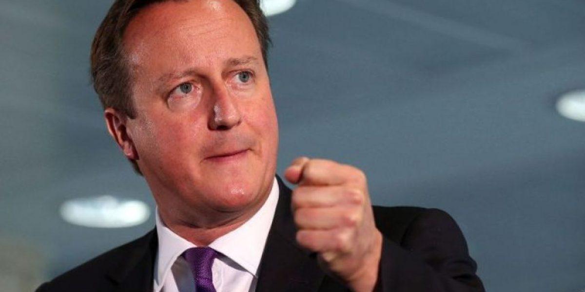 Cameron quiere proceso de divorcio con la UE