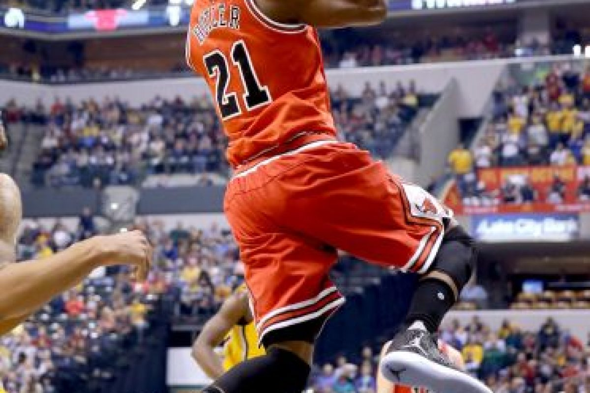 Jimmy Butler Foto: Getty Images. Imagen Por: