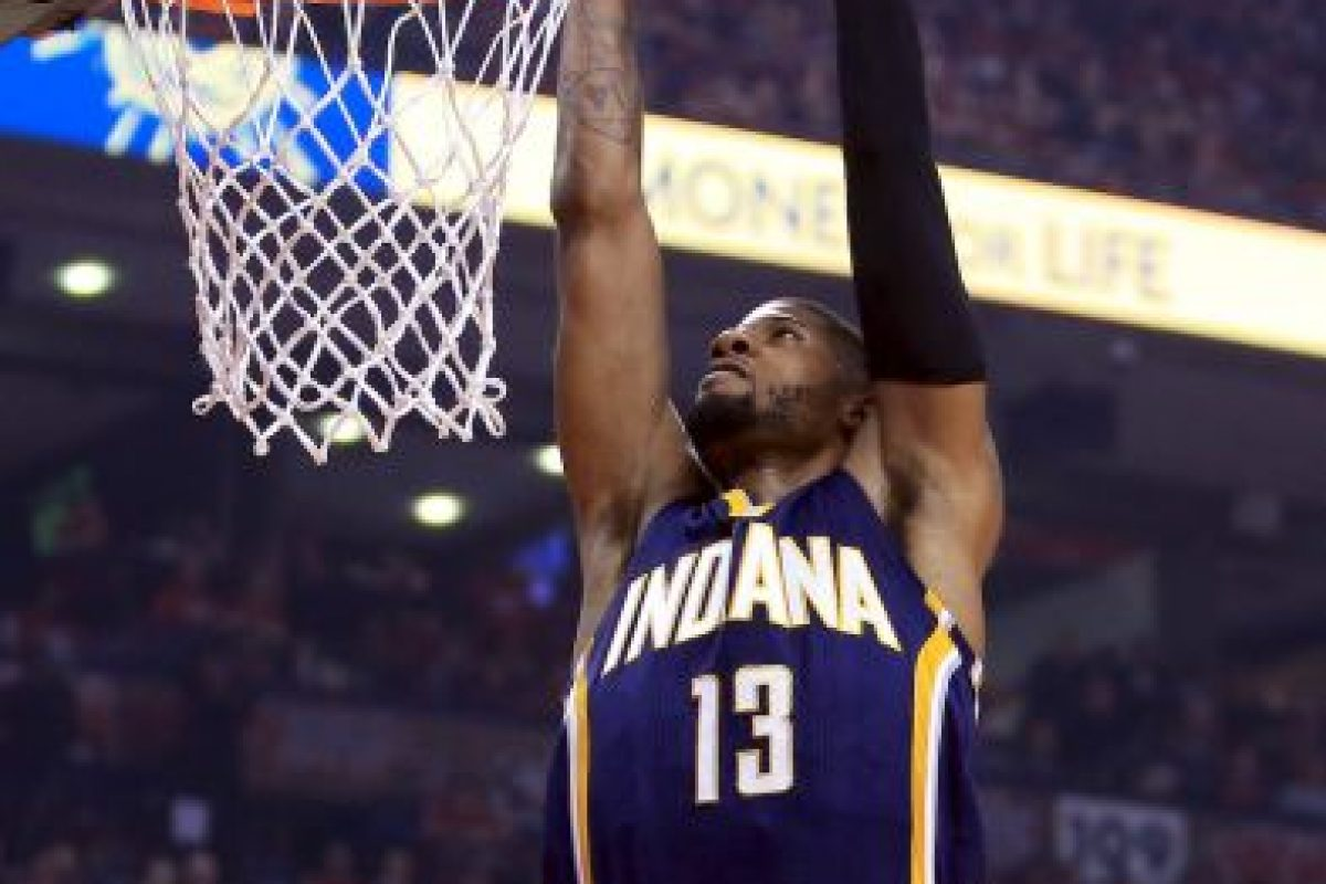 Paul George Foto: Getty Images. Imagen Por: