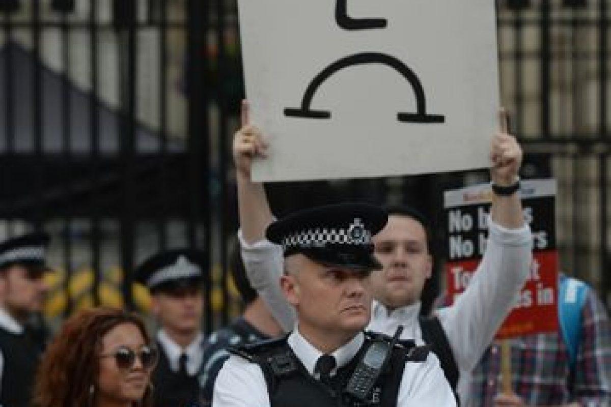"""Miles de jóvenes se manifiestan contra el """"Brexit"""" Foto:Getty Images. Imagen Por:"""