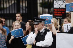 Ya que tendrán que vivir con las consecuencias del Brexit cerca de 60 años Foto:Getty Images. Imagen Por: