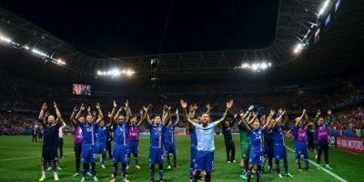 El récord de audiencia que tuvo la histórica clasificación de Islandia