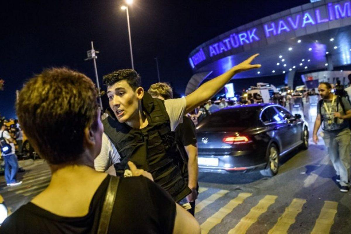 Se cuentan al menos 250 heridos Foto:AFP. Imagen Por: