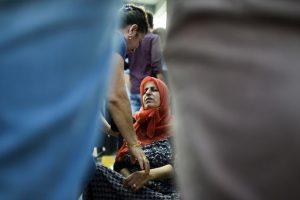 Seis se reportan de gravedad, lo que podría aumentar la cifra de fallecidos Foto:AFP. Imagen Por: