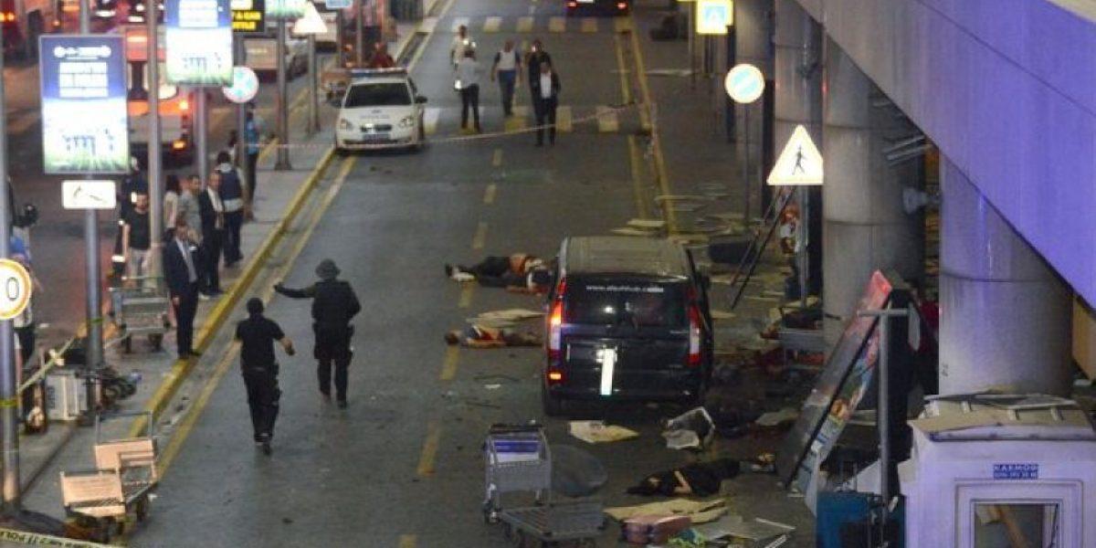 Atentado en aeropuerto de Estambul ¿Cómo fueron los ataques?