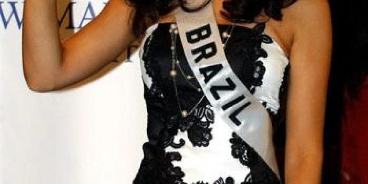 La historia de la ex miss Brasil que sufría depresión y que apareció muerta