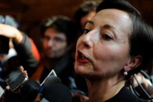 Gloria Ana Chevesich Foto:Agencia UNO. Imagen Por: