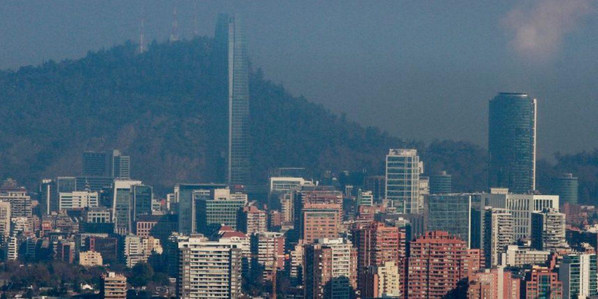 Intendencia decreta alerta ambiental para este miércoles en Santiago