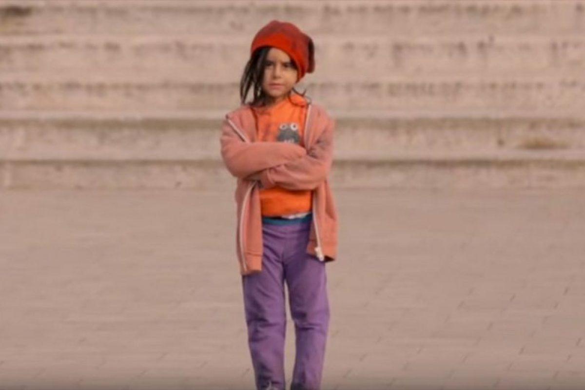 La pequeña Anano tiene 6 años de edad y ha sufrido en carne propia la discriminación. Foto:Reproducción Unicef. Imagen Por: