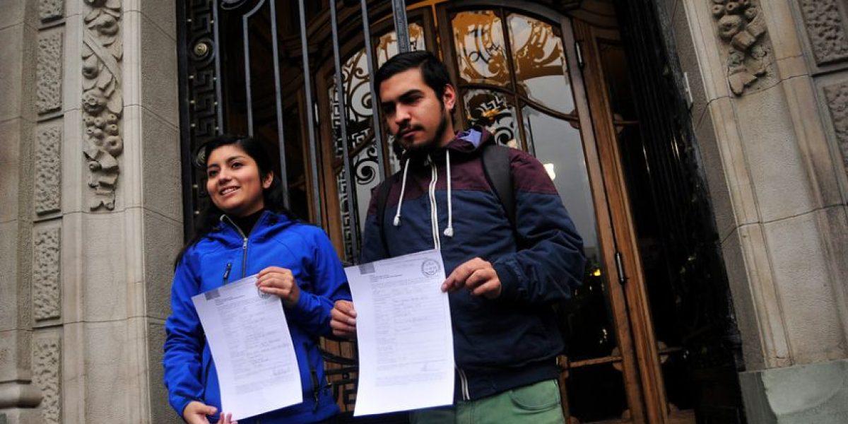 Confech vuelve a pedir autorización para marchar por Providencia
