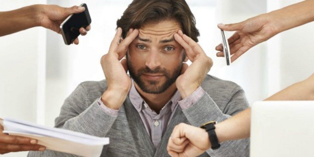 Estos son los diez trabajos más estresantes de Chile