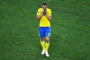 El delantero sueco es uno de los grandes cracks del momento y a nivel de clubes se ha cansado de ganar títulos, pero poco ha podido hacer para que Suecia sea una selección potente en la actualidad. Jugó dos Mundiales y cuatro Eurocopas, pero lo máximo que logró fue avanzar de la primera ronda. Foto:Getty Images. Imagen Por: