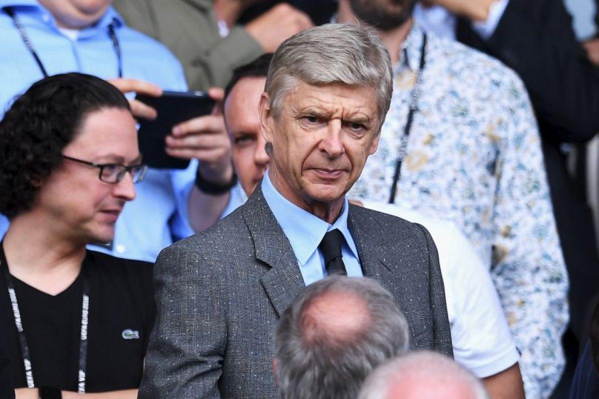 Arsene Wenger es uno de los nombres que asoma en el horizonte inglés Foto:Getty Images. Imagen Por: