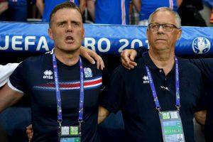 Islandia ha sorprendido en la Eurocopa y ya está en cuartos de final Foto:Getty Images. Imagen Por: