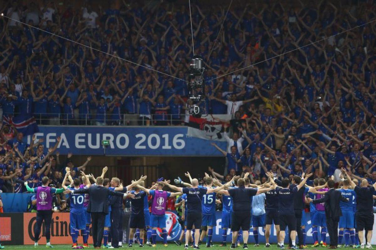 Los fanáticos intimidan con su verdadero 'grito de guerra' Foto:Getty Images. Imagen Por: