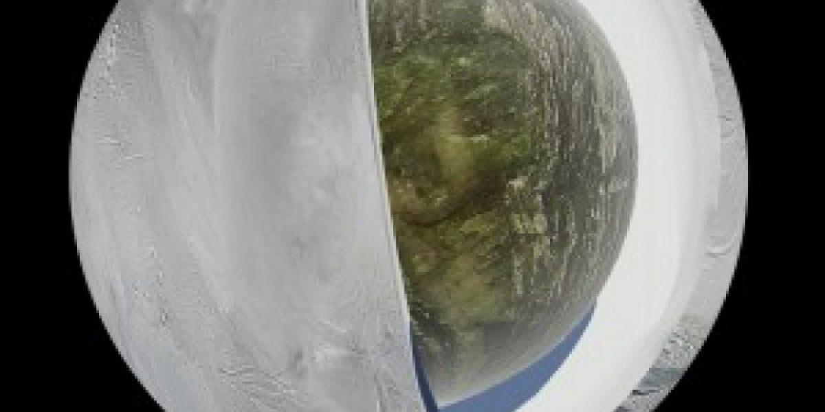 La luna de Saturno: el mejor lugar para buscar vida