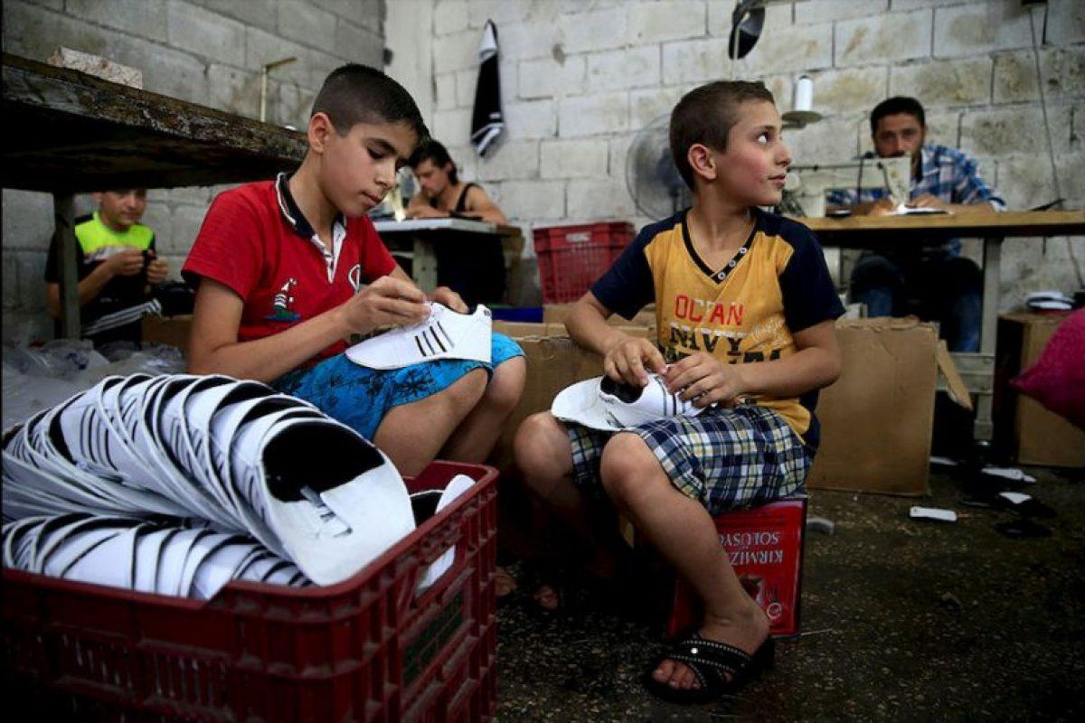 La Unicef llama a un pacto mundial por la infancia para detener esta mortal tendencia. Foto:AP. Imagen Por: