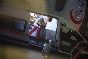 Primeras imágenes tras el atentado Foto:AP. Imagen Por:
