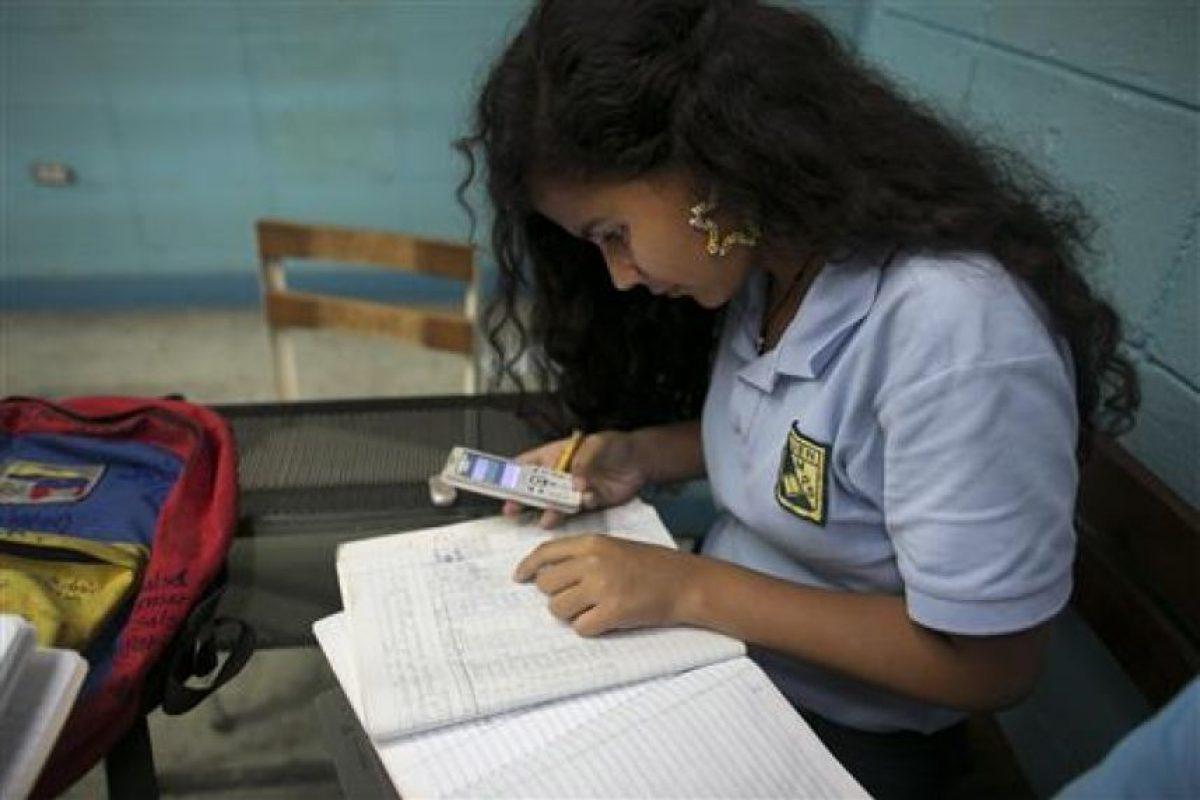 """""""Estas cifras son alarmantes"""", denuncia Nelmary Díaz, de la asociación civil Planificación Familiar Foto:AP. Imagen Por:"""