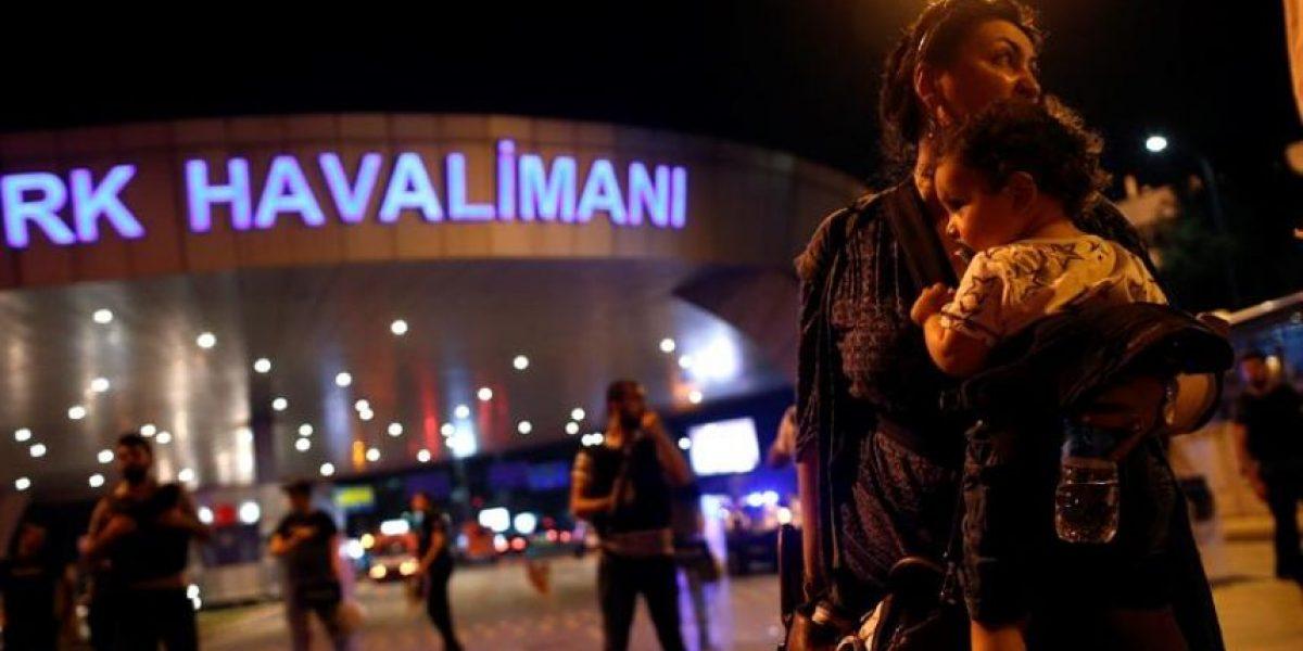 Los tres terroristas que atacaron el aeropuerto de Estambul eran extranjeros