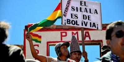 Diputados bolivianos viajarán al río Silala para